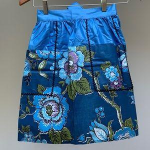 Vintage | 1950's Cotton Half Apron - Not Used